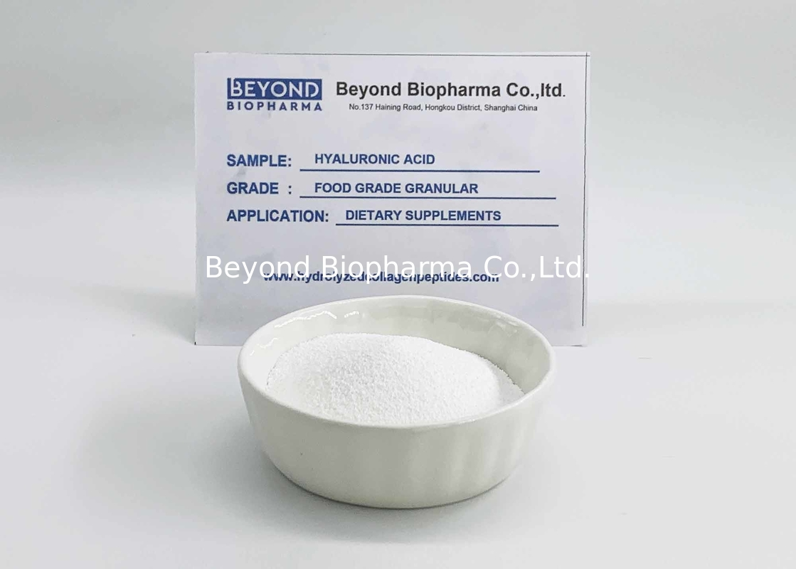 Skin Care Hyaluronic Acid Supplements , Health Sodium Hyaluronate Powder